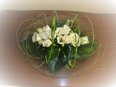 Lisianthus art floral for Lisianthus art floral