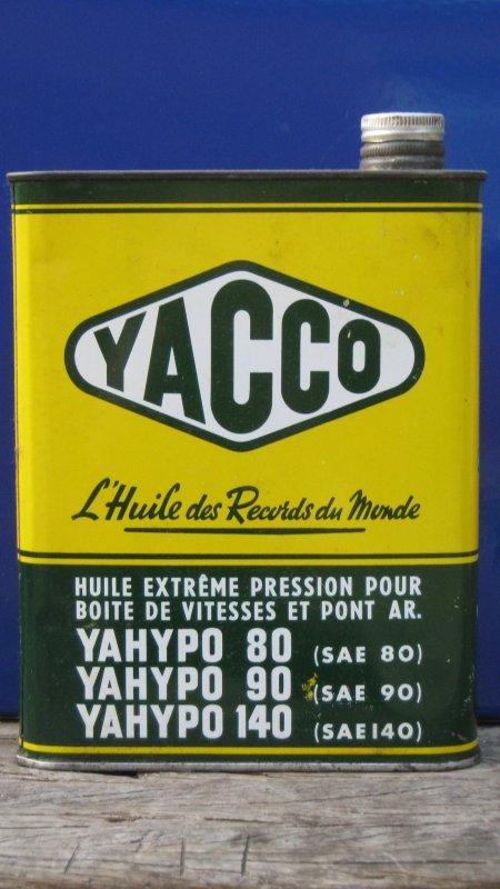 avis sur l u0026 39 huile yacco pour 2cv    forum 2cv