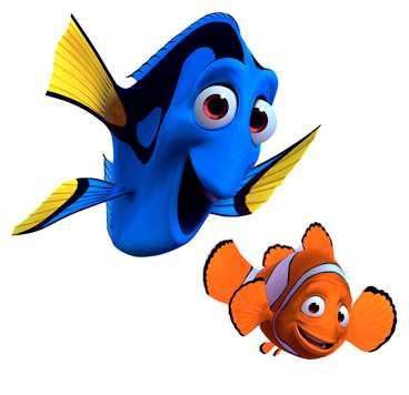 Doris nemo dans la place la quelle hihi ptn t - Nemo et doris ...